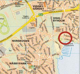 viggbyholm karta Östwestie inofficiell utställning 2015 viggbyholm karta